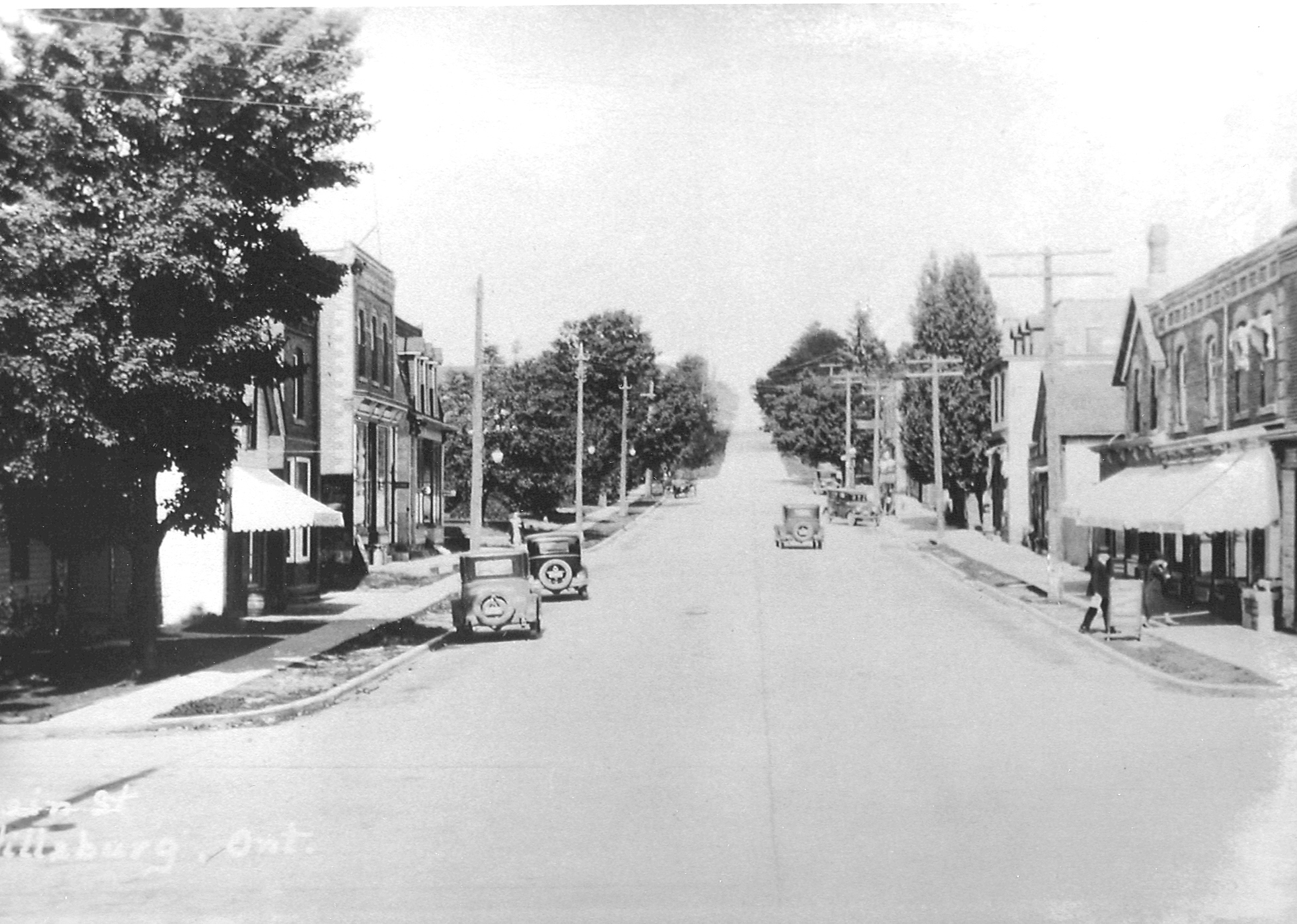 Main Street North, Hillsburgh