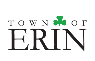 Town of Erin Logo: Link to Homepage